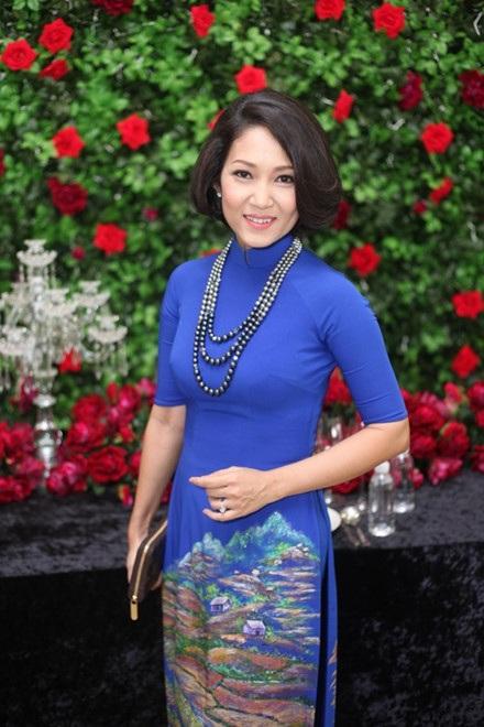 NSƯT Thanh Thúy.