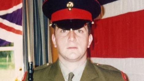 Cựu binh Shaun Cole.