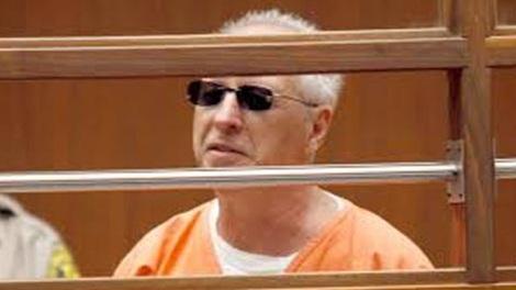 Anthony Pellicano bị kết án tháng 12 - 2008. Ảnh: Hollywood Reporter.