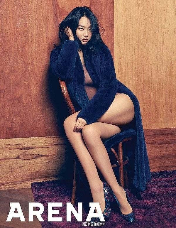 """Shin Min Ah: """"Tôi không còn áp lực lúc nào cũng phải xinh đẹp"""" - 2"""
