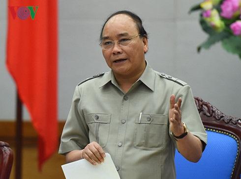 Thủ tướngchỉ đạo lực lượng cứu nạn nhanh chóng triển khai các phương tiện, nghiệp vụ để cứu nạn phi công trong vụ máy bay Su-30 MK2 tại vùng biển Nghệ An