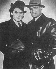 Tavrin và Lidia Shilova