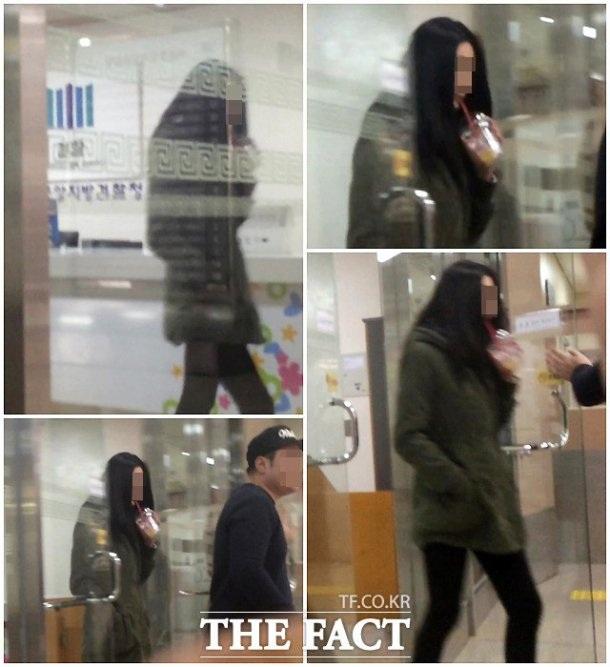 Cô L ra về sau khi làm việc vài tiếng với cảnh sát. Ngoài cô, khoảng 2-3 nữ nghệ sĩ khác cũng bị nghi ngờ tham gia đường dây mua bán dâm giữa phụ nữ Hàn Quốc và một người đàn ông người Mỹ gốc Hàn trong giai đoạn từ tháng 3 đến tháng 5 năm ngoái.