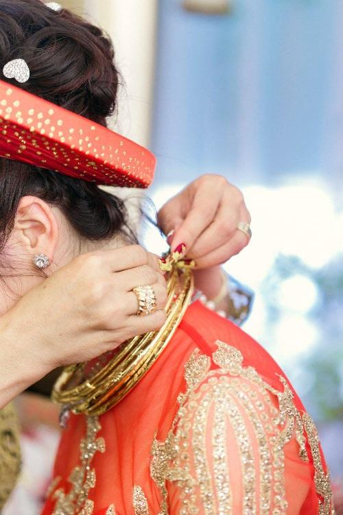 Đám cưới tiền tỷ rước dâu bằng máy bay của cô gái Nam Định - 27