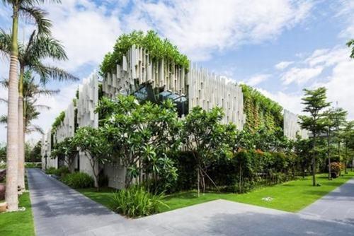Những công trình kiến trúc Việt Nam nổi bật trong năm 2015 - 3
