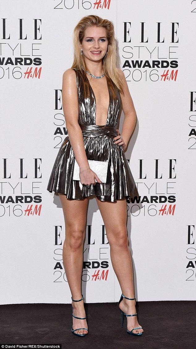 Giới truyền thông Anh hiện dồn mọi sự quan tâm tới cô em gái của Kate Moss.