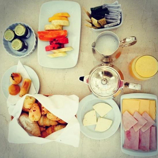 Khám phá bữa sáng của các siêu mẫu hàng đầu thế giới - 3