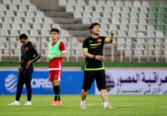 Tuyển Việt Nam hào hứng trước trận quyết đấu Iraq - 3
