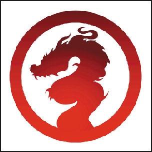 Biểu tượng của hội Tam Hoàng (ảnh: Facts and Details)