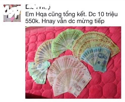 """Khoe 20 triệu lì xì, mẹ Việt được trầm trồ:""""Lãi thế"""" - 3"""