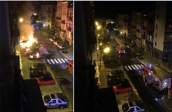 Nổ liên tiếp, lửa cháy rực trời ở thủ đô Bỉ - 3