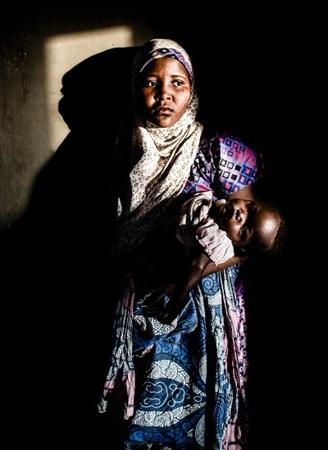 Fatima suýt trở thành một kẻ đánh bom tự sát như nhiều cô gái khác bị Boko Haram bắt cóc.