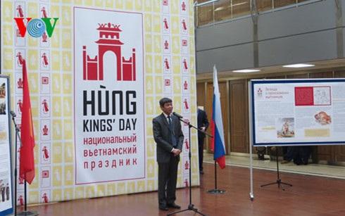 Đại diện ĐSQ Việt Nam tại LB Nga, Tham tán - Trưởng phòng Công tác Lưu học sinh Việt Nam đánh giá cao hoạt động nhiều ý nghĩa tại MGIMO.