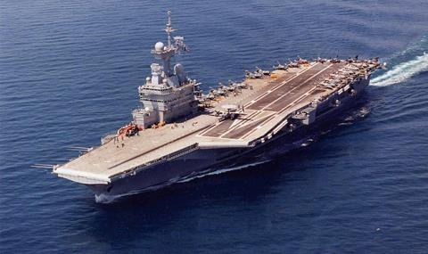 Những tàu sân bay lớn nhất thế giới hiện nay - 3