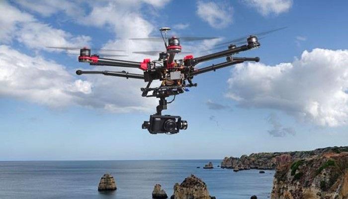 Thiết bị bay siêu nhỏ - những thách thức an ninh - 1