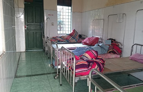 Phòng điều trị tại khoa H.