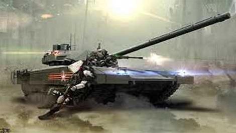 """Nga làm đối thủ sửng sốt khi thử nghiệm xe tăng Armata """"vô hình"""" - 3"""