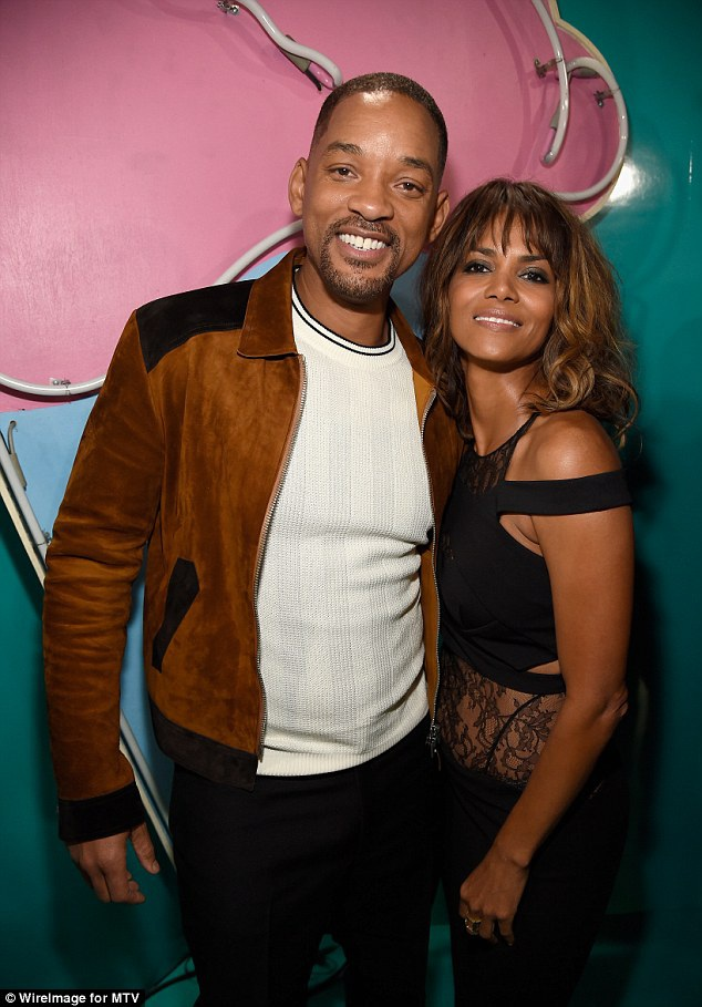 Halle Berry và Will Smith