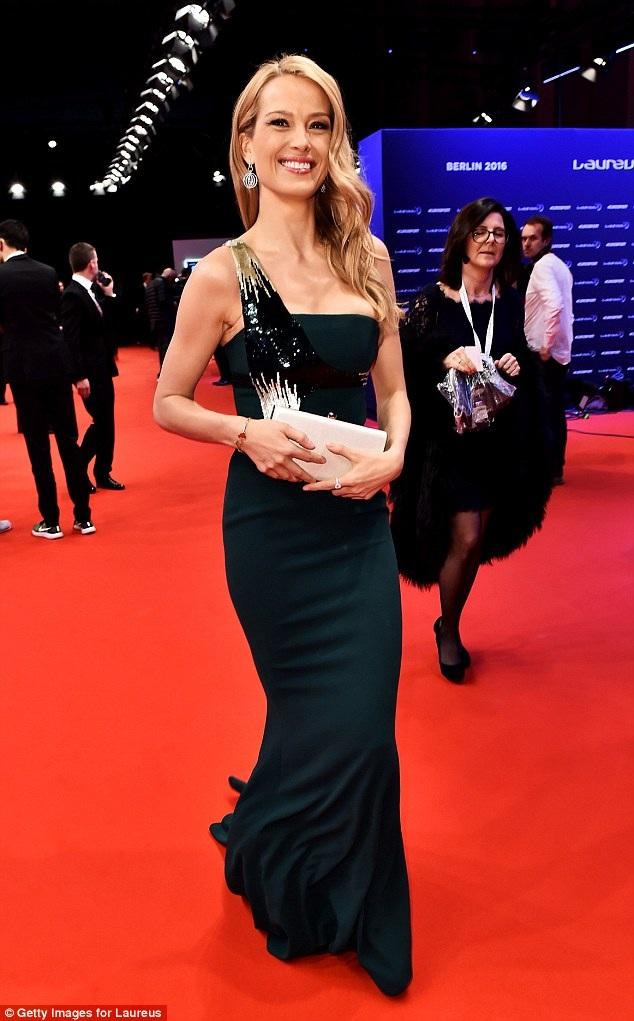 Petra Nemcova xuất hiện tại sự kiện ngày 19/4.