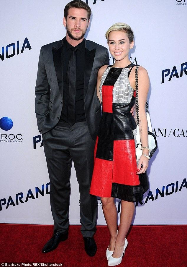 Miley và Liam sẽ tổ chức đám cưới tại Úc vào mùa hè năm nay.