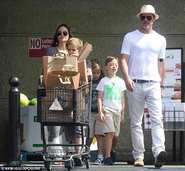 Cặp tình nhân vàng của Hollywood xuất hiện bên nhau gần đây nhất là vào tháng 6/2016.