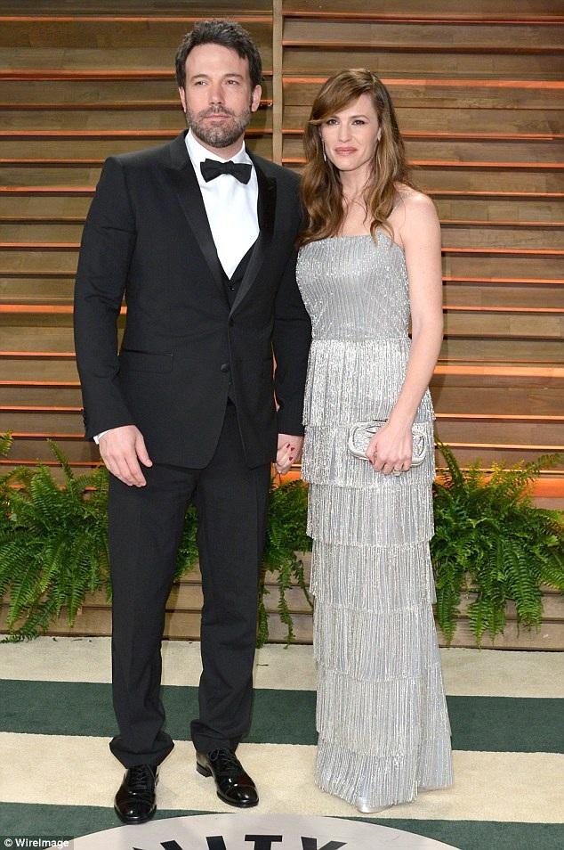 Ben Afleck và Jennifer Garner ly thân gần một năm qua.