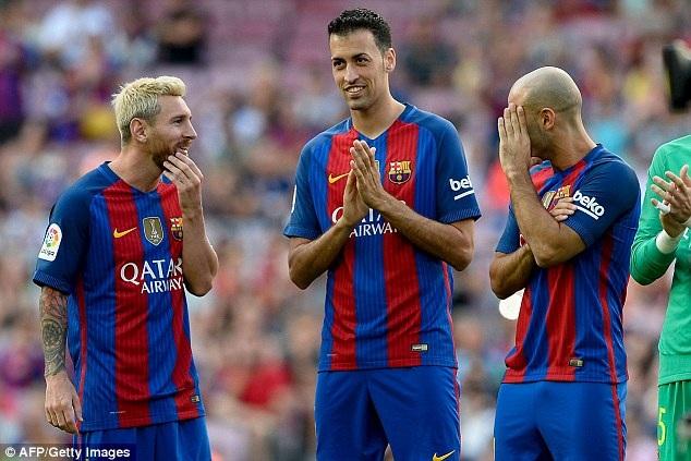 Barcelona đã sẵn sàng trước thềm mùa giải mới