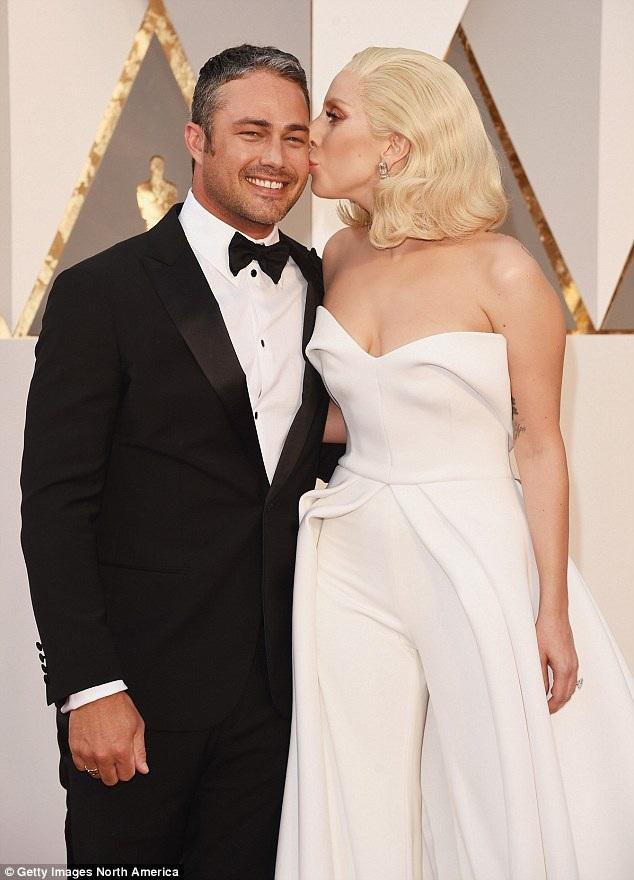 Lady Gaga và người yêu cũ, nam diễn viên Taylor Kinney