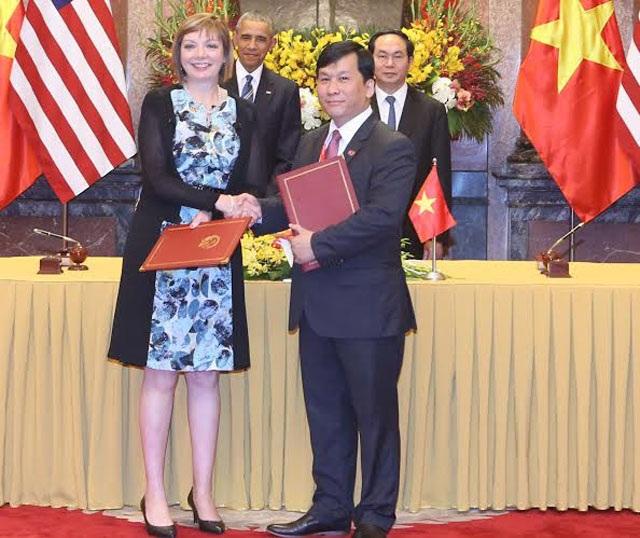 Những dấu ấn Vietjet trong chuyến thăm Việt Nam của Tổng thống Mỹ Barack Obama (P2) - 4