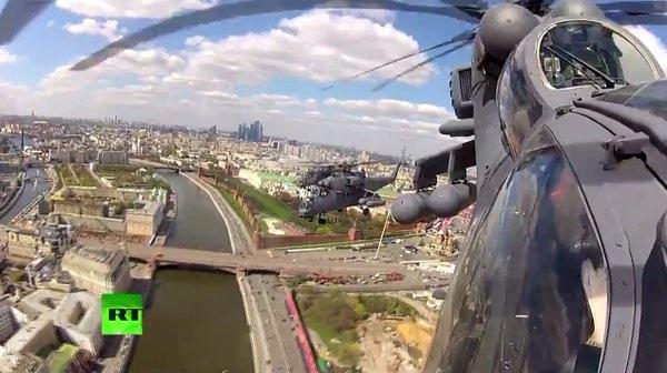 10.000 binh sỹ Nga duyệt binh mừng Ngày Chiến thắng - 21