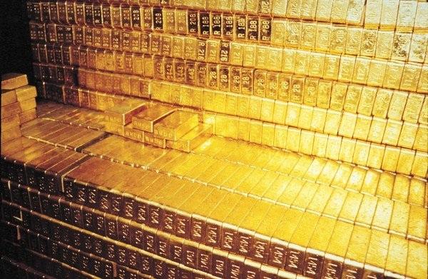 """Ghé thăm những kho vàng """"khủng"""" nhất thế giới - 4"""