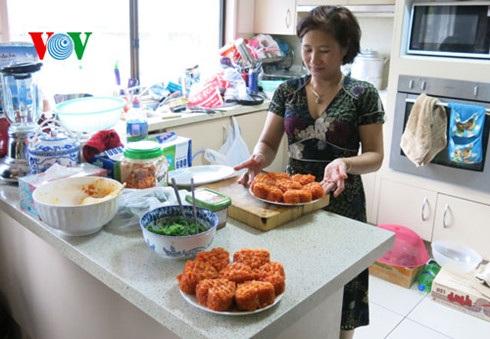 Sống ở Australia đã gần 30 năm, nhưng gia đình vẫn giữ truyền thống của người Việt