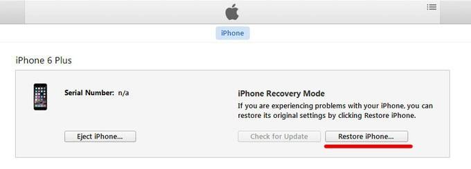 Cách trở về iOS 9.3.2 sau khi nâng cấp lên iOS 10 - 4