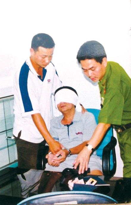 """Trương Văn Cam (Năm Cam) bị bắt sau lời khai của Hải """"bánh"""" về việc chỉ đạo thanh toán Dung Hà."""