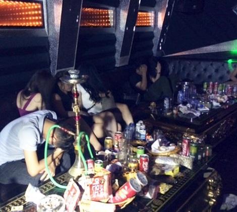 """Bí mật bên chuyên án triệt phá điểm Karaoke thác loạn cùng gần 300 """"dân bay"""" ở Hải Phòng - 4"""