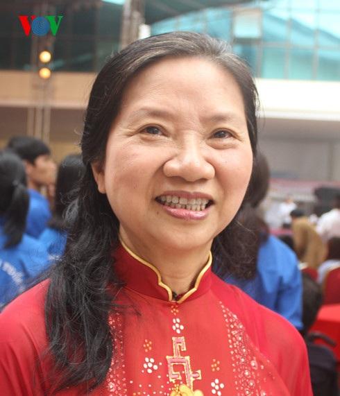Bà Dương Thị Vân