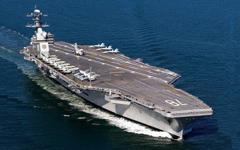 Những tàu sân bay lớn nhất thế giới hiện nay - 10