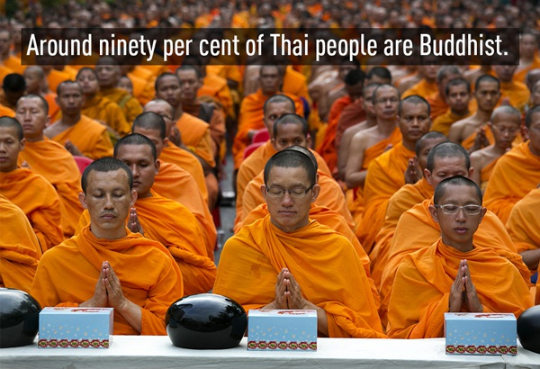 Những điều thú vị về đất nước Thái Lan - 5