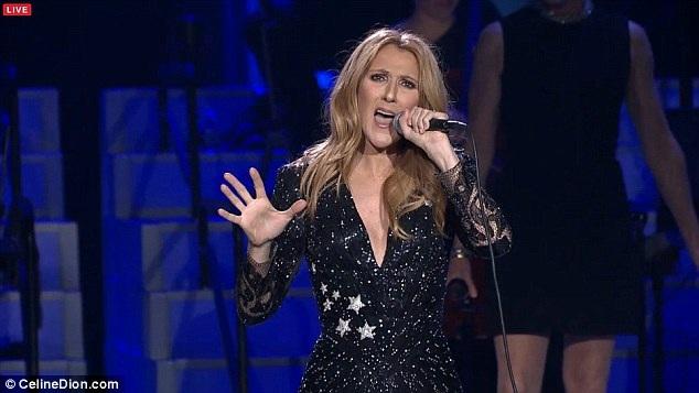 Nghẹn ngào xem Celine Dion nức nở hát tặng người chồng quá cố - 5
