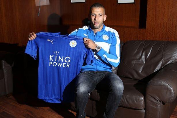 Leicester đã tạo nên một kỷ lục chuyển nhượng mới của CLB khi chiêu mộ Islam Slimani từ Sporting Lisbon với giá 29.7 triệu bảng. Rõ ràng các ông chủ người Thái Lan của đội chủ sân King Power đang khẳng định tham vọng lớn khi sẵn sàng chiêu mộ bom tấn để giúp Leicester có thể trụ lại ở tốp đầu Premier League