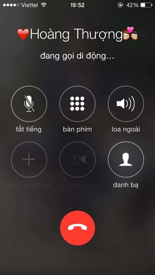 Cười vỡ bụng với cách lưu tên chồng yêu trên điện thoại - 6