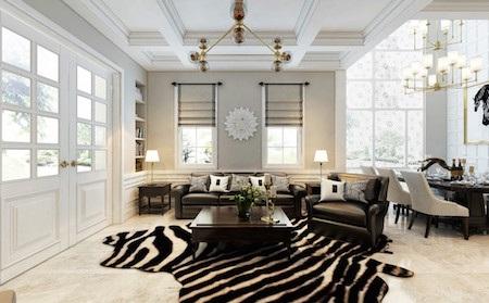 Các kiến trúc sư đã tận dụng mọi luồng ánh sáng cho các căn phòng.