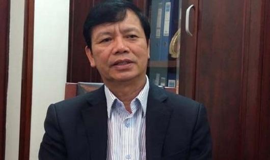Thứ trưởng Nguyễn Trọng Đàm