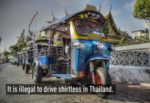 Những điều thú vị về đất nước Thái Lan - 8