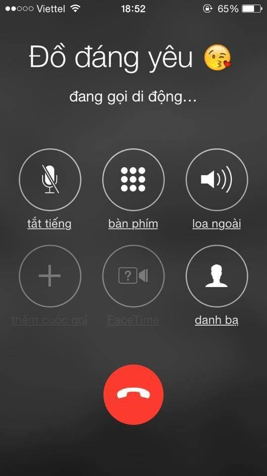 Cười vỡ bụng với cách lưu tên chồng yêu trên điện thoại - 8