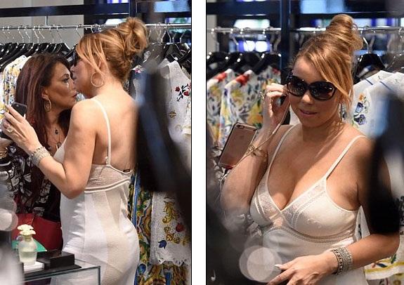 Mariah Carey giảm cân đáng nể để chuẩn bị cho đám cưới - 8