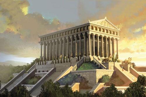 3. Đền Artemis (Thổ Nhĩ Kỳ).