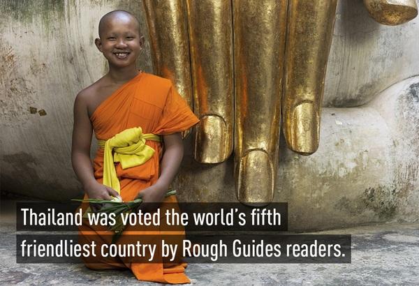 Những điều thú vị về đất nước Thái Lan - 9