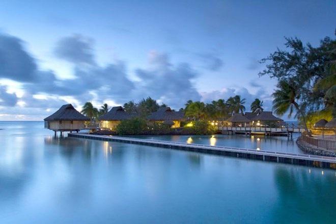 Đảo Moorea, Polynesia thuộc Pháp. (Nguồn: NatGeo)