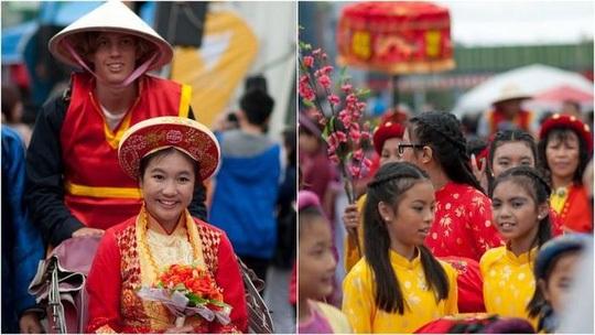 Một hội chợ Tết khác ở khu Richmond. Ảnh: SBS Vietnamese